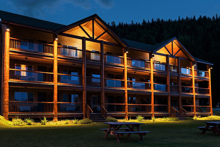 Kootenay Lakeview Resort Queens Bay